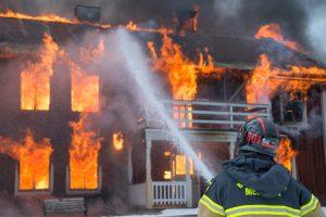 Asuransi Rumah Tinggal - Jaminan Dari Kebakaran