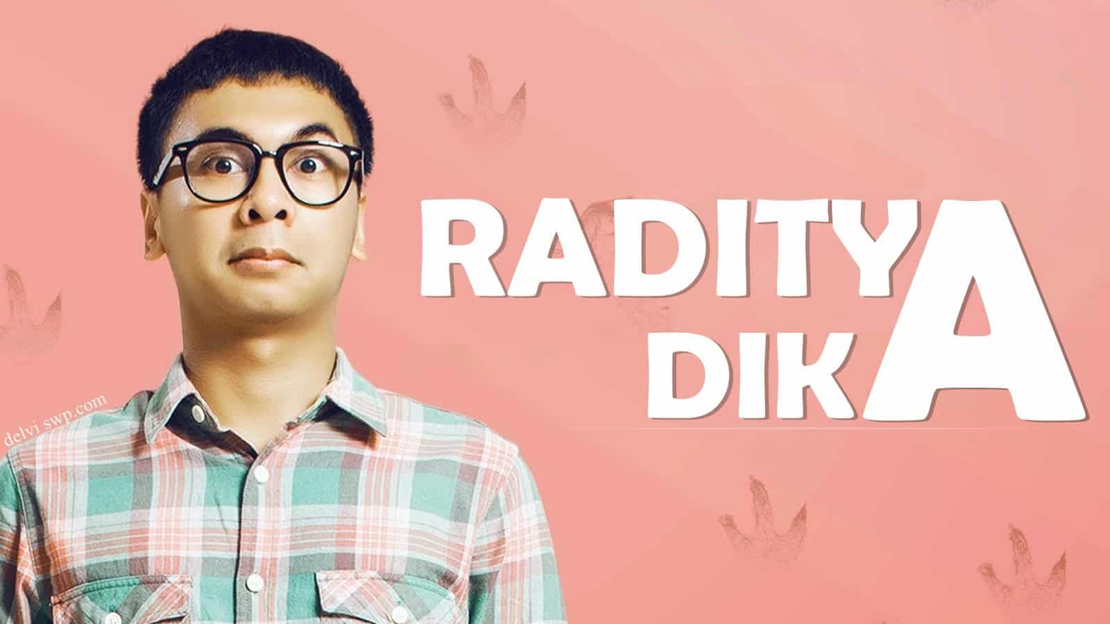 Tips Management Keuangan - Profil Raditya Dika-min