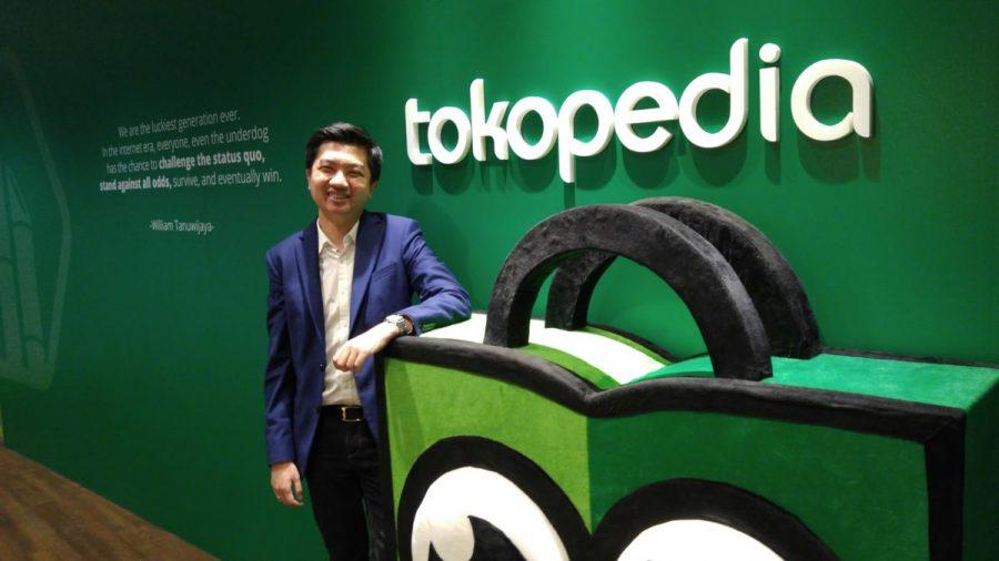 Biografi CEO Tokopedia: Tokopedia Sukses