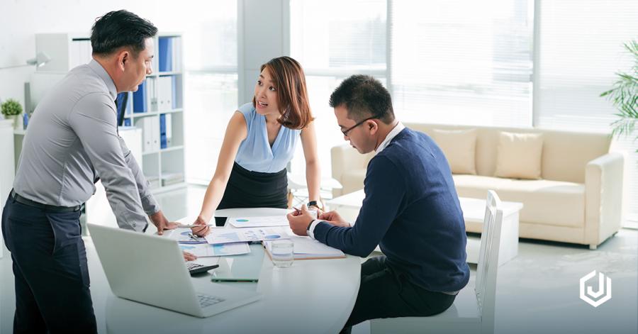 Tips meyakinkan investor