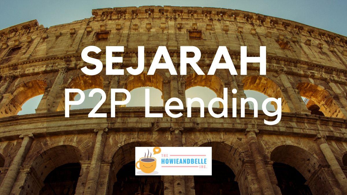 sejarah p2p lending