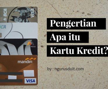 pengertian apa itu kartu kredit
