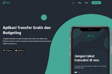 review Neu - aplikasi transfer antarbank gratis