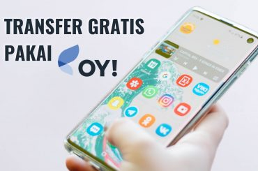review oy indonesia - aplikasi transfer gratis beda bank