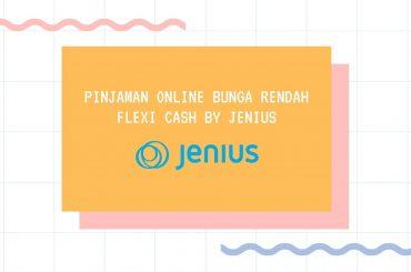 pinjaman online bunga rendah dari flexi cash jenius